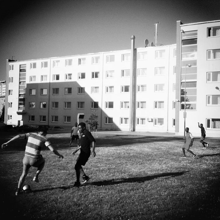 Summer Soccer - biccsworldArt