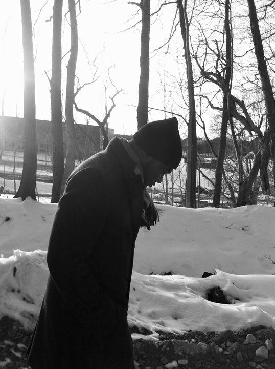 Lonely In Winter - biccsworldArt
