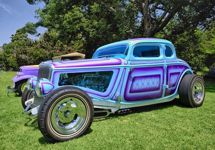 1934 Ford Custom - Foto Safari