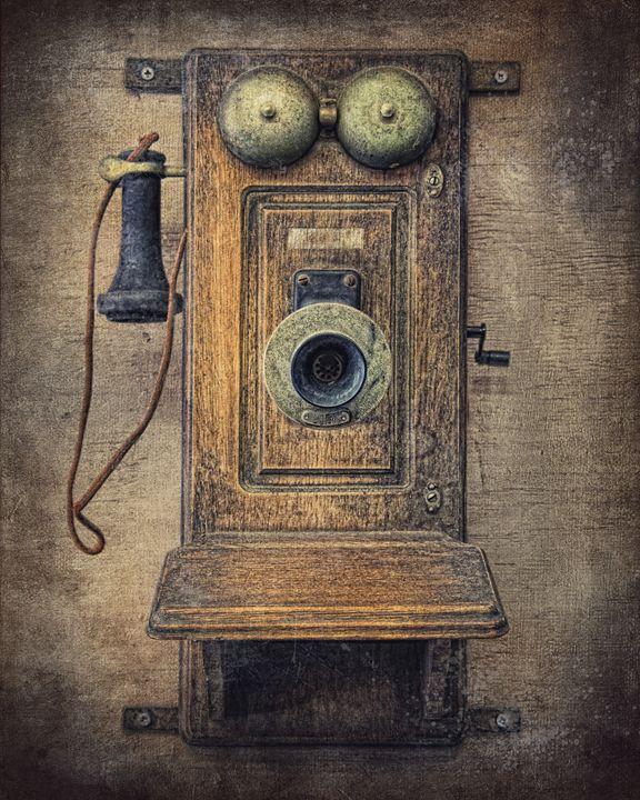Vintage Telephone - Foto Safari