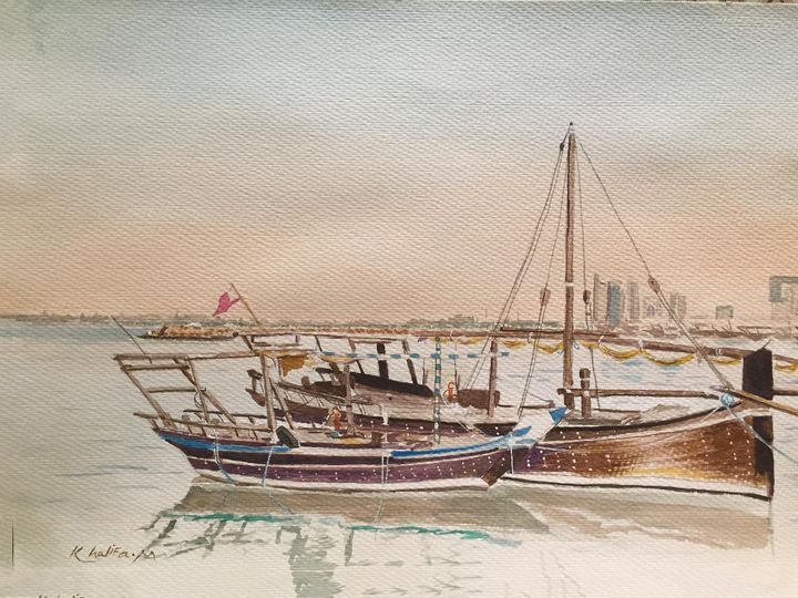 Dhows - COLORS & SHADES