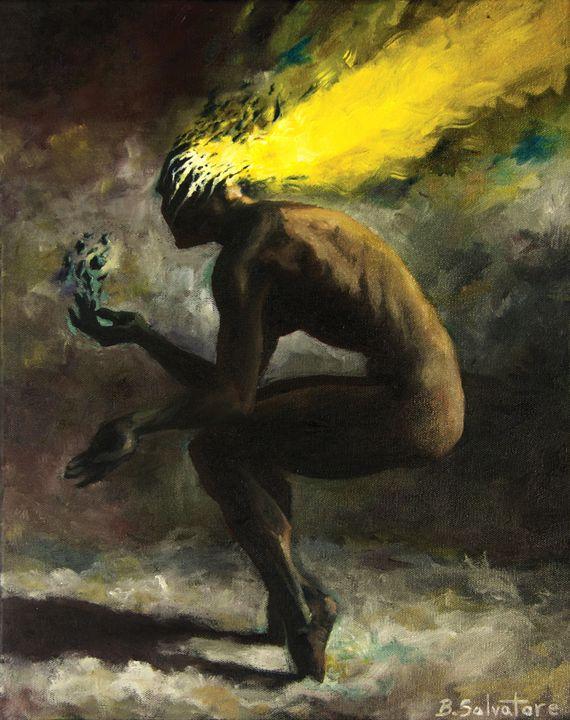 Humilis - Bret Salvatore Art