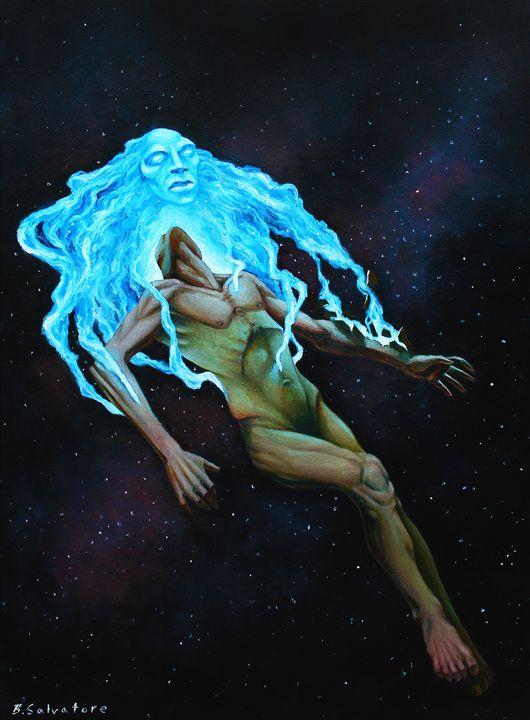 Inner Space - Bret Salvatore Art