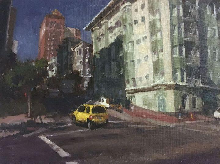 SF City & Hill - Alinea Light