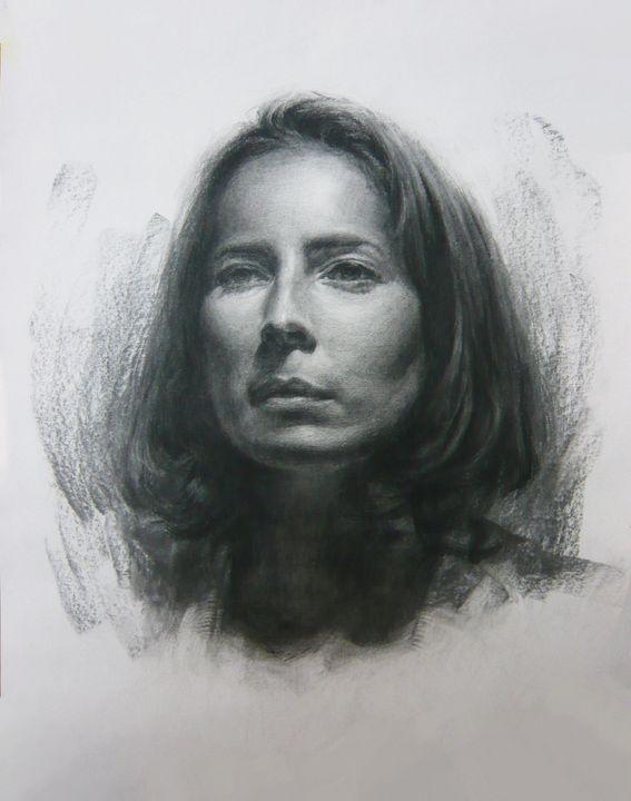 Portrait of Queen - Alinea Light