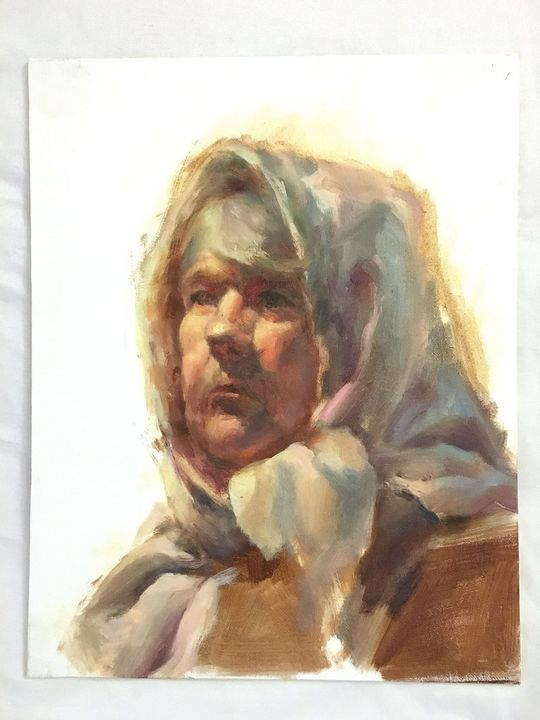Biblical Old Woman - Alinea Light