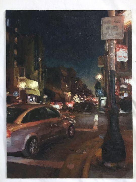 Night Life SF - Alinea Light
