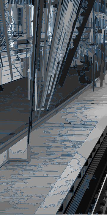Transit Left Panel - Ryan B Hensley