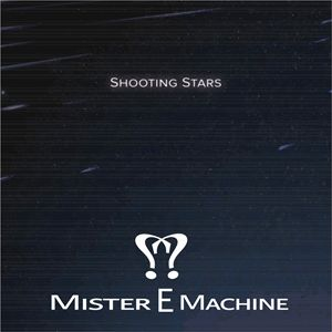 ALBUM COVER for Mister E Machine
