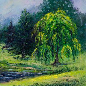 Willow Tree at Brandywine