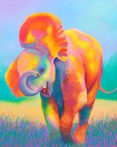 Joy of Innocence - Nancy Gregg Fine Art