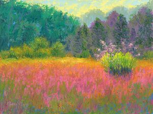 Iridescent Prairie