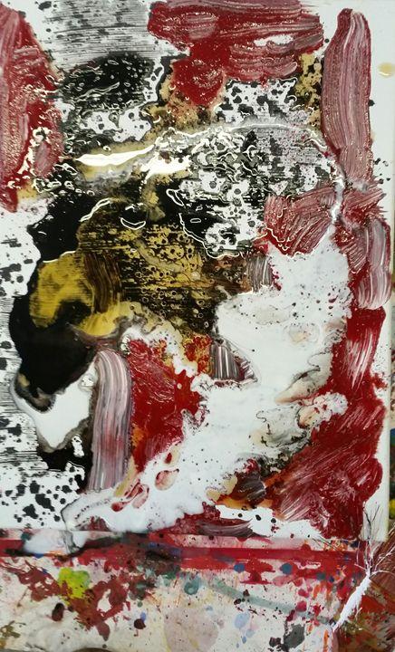 Shoji - Beverly Karnell - Expressionist Art
