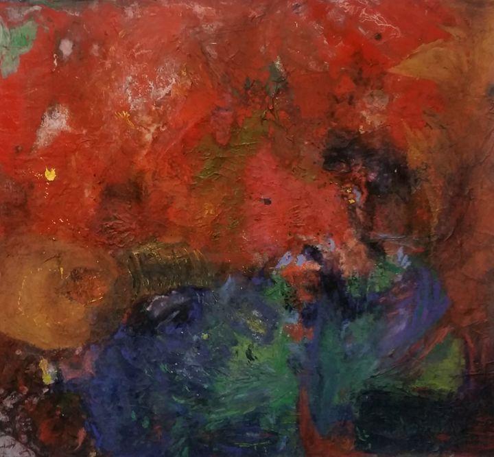 Vespers - Beverly Karnell - Expressionist Art