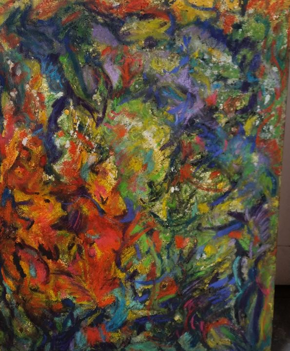 Magall - Beverly Karnell - Expressionist Art