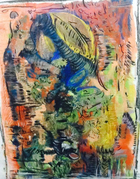 Stanley - Beverly Karnell - Expressionist Art