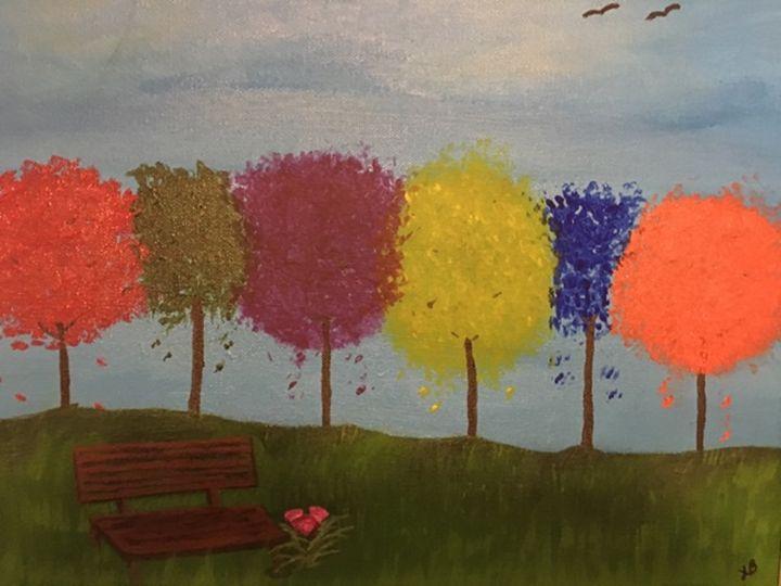 bench - laurb