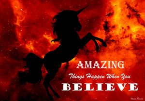 Believe Unicorn