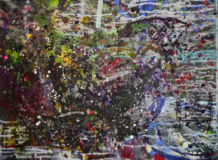 Running Away - Eric M. Gerke