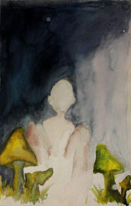 Mushroom Hunt - Eric M. Gerke
