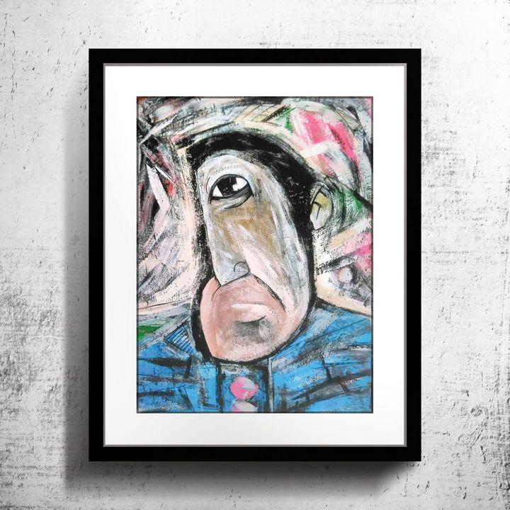 Portrait - the king arter