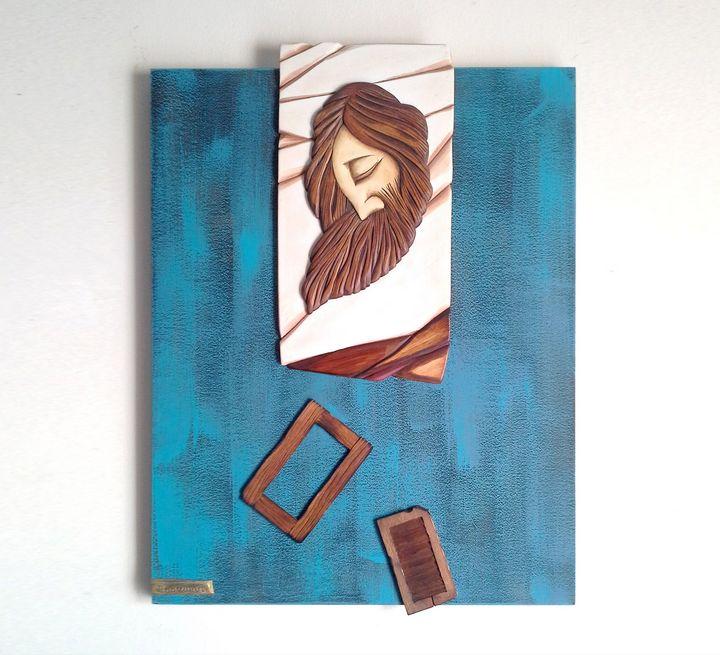 Jesus - the king arter