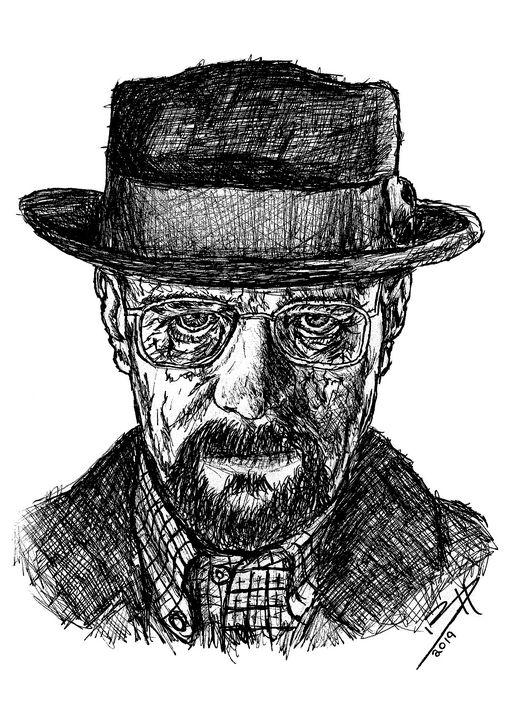 Heisenberg - Brendan Herlacher's Art