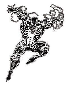 Venom - Brendan Herlacher's Art