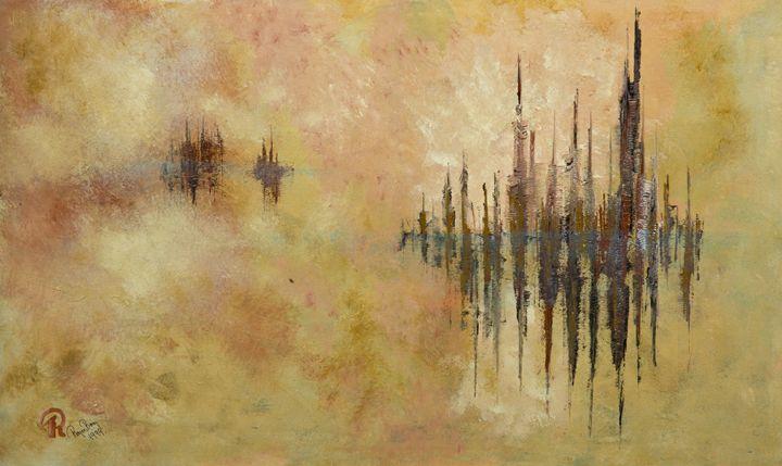 Venice in the morning - Roger Berg