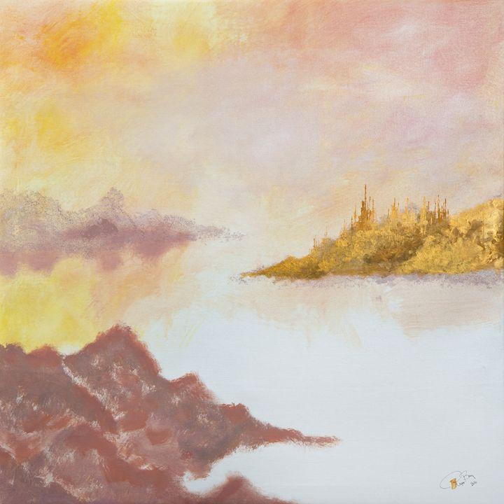 Tthe Golden City - Roger Berg