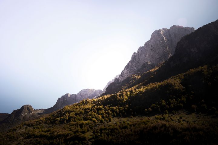 Sunrise on your wall - Kron Krasniqi Photography