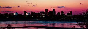 Baltimore Skyline - Vainuupo Avegalio