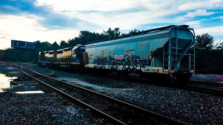 Train To Nowhere - Vainuupo Avegalio