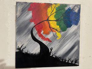 Rainbow tree - Destiny maya