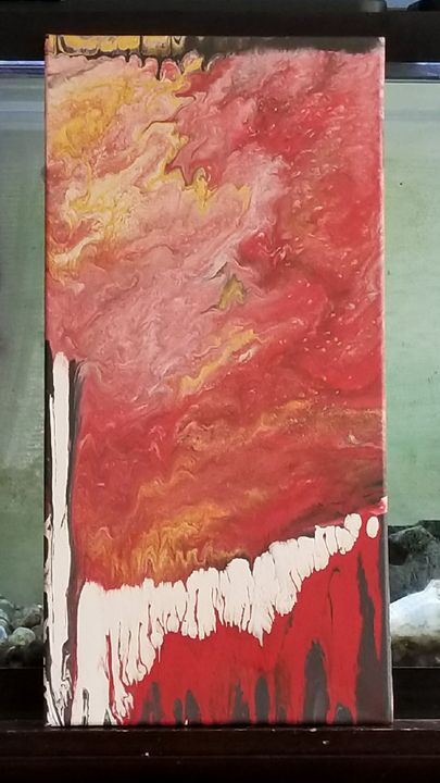 Forest Fire - CreationsbyMe