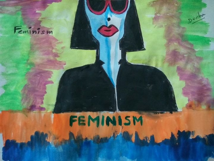 Feminist power - My collections