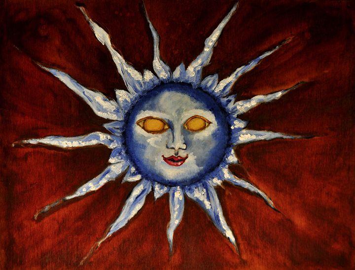 Cold Sun - Tracy Hayden Artist Gallery
