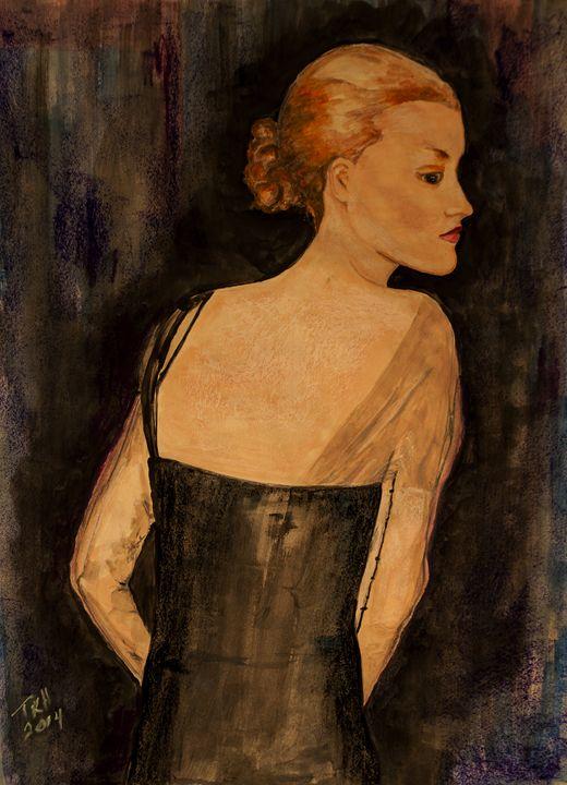 80's Model - Tracy Hayden Artist Gallery