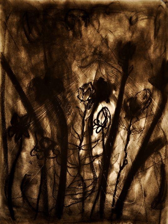 Dark Forces - Tracy Hayden Artist Gallery