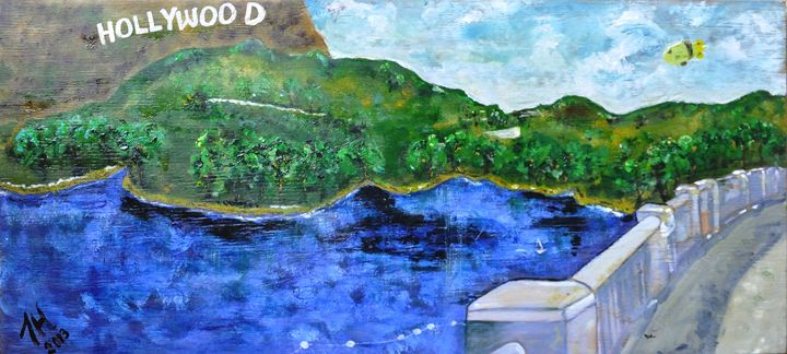 Lake Hollywood - Tracy Hayden Artist Gallery