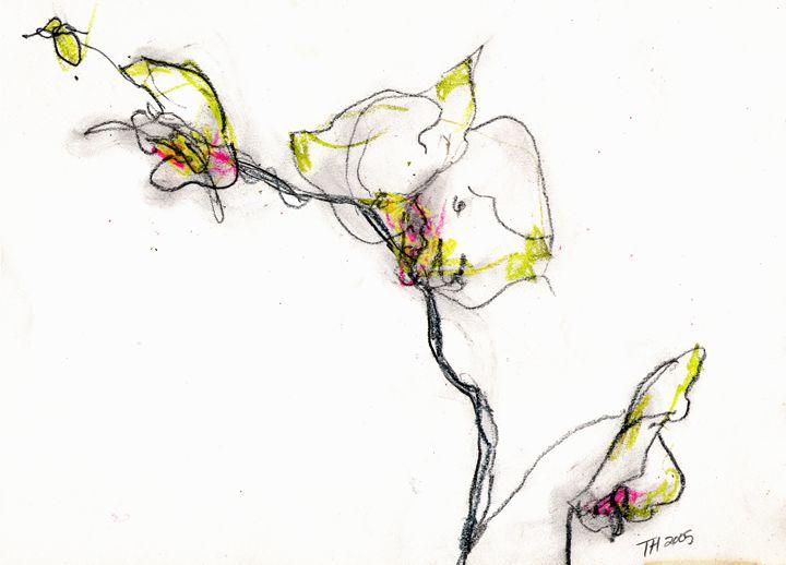 Orchid Osmosis - Tracy Hayden Artist Gallery