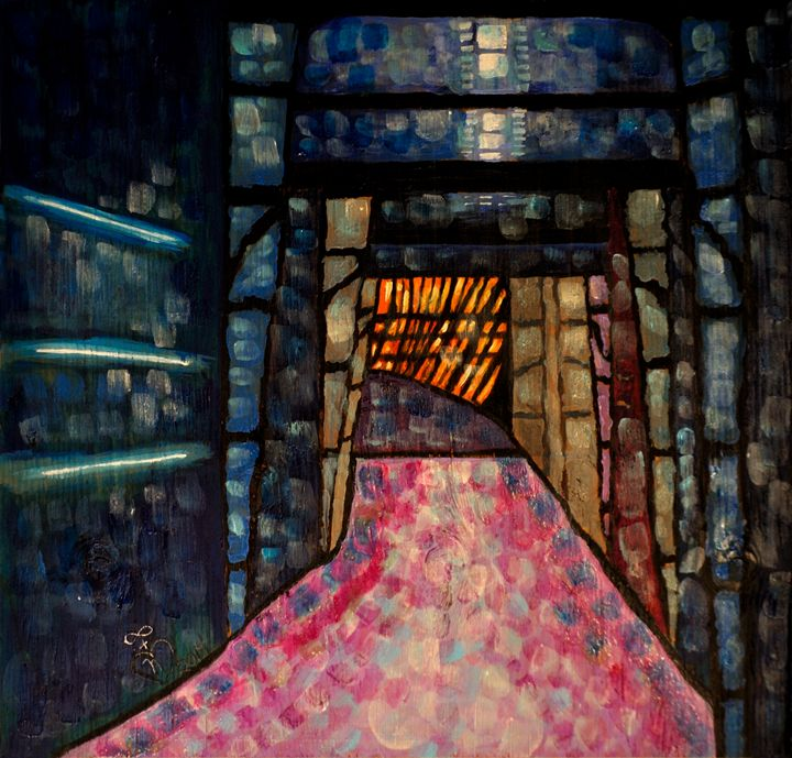 Cardassian Corridor - Tracy Hayden Artist Gallery