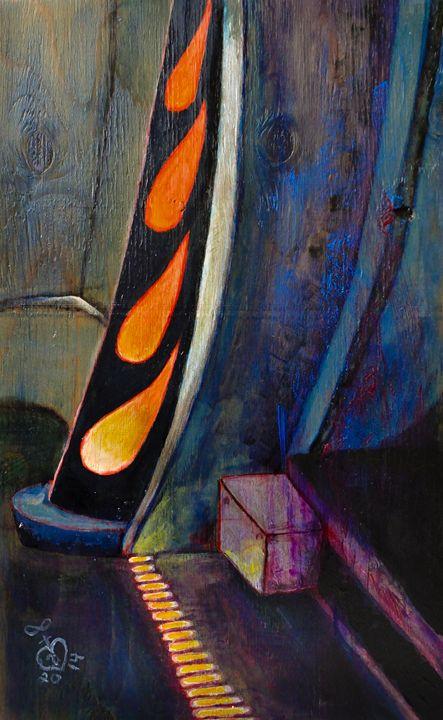"Eli's ""Destiny"" - Tracy Hayden Artist Gallery"