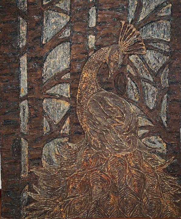 Rusty Peacock - Fadzli Kamarol