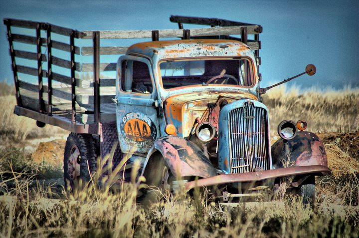 Colorful Past - Nena Trapp Photography