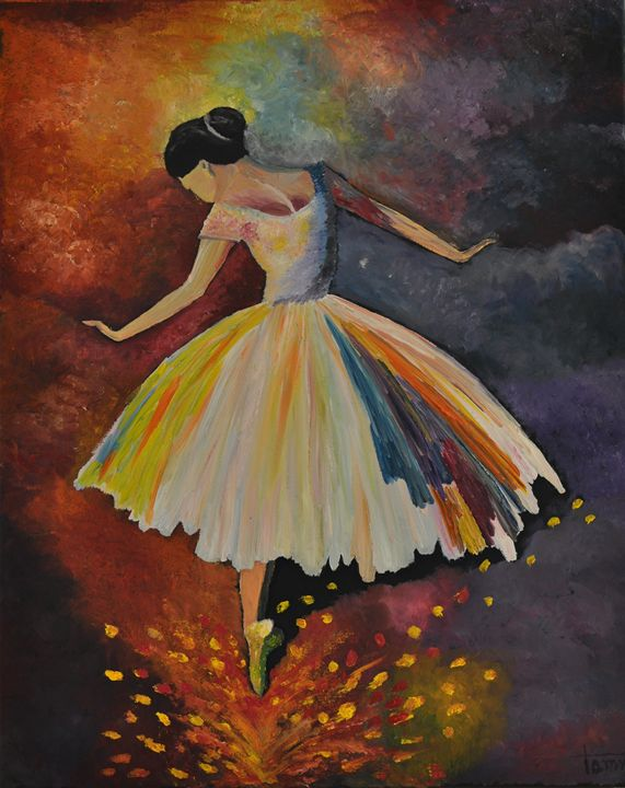 Ballerina - Creations by Tamri
