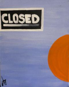 Heaven is closed - Masha