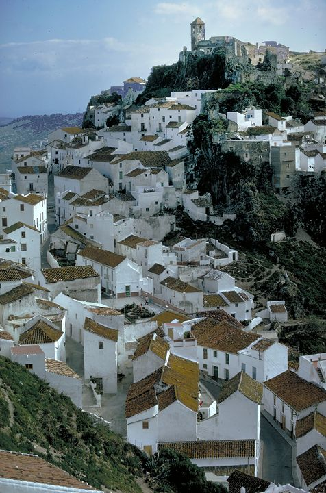 Village of Cacares in Spain - Carl Purcell - Global Photography
