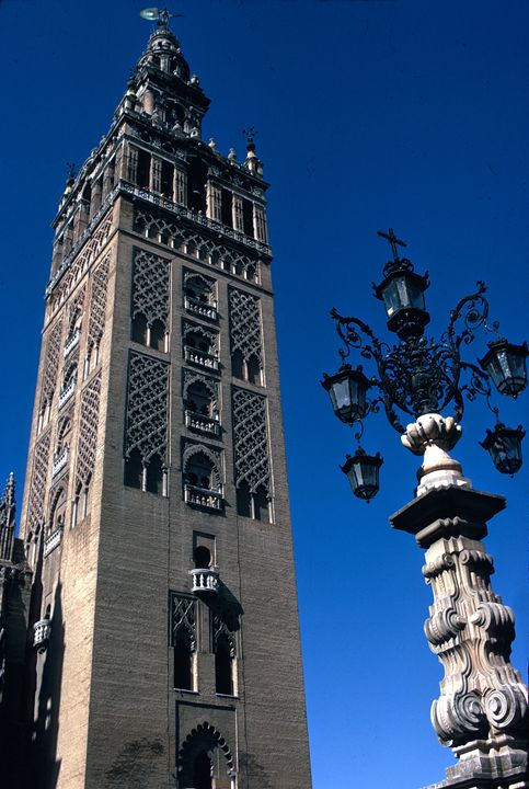 La Giralda Cathedral in Seville - Carl Purcell - Global Photography