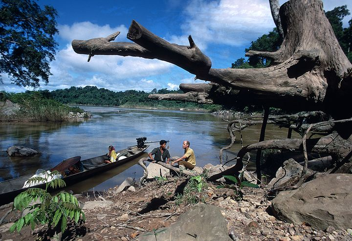 View of Mekong River in Laos - Carl Purcell - Global Photography
